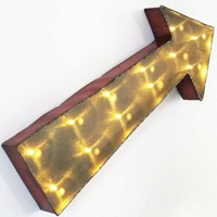 NEW! Arrow Wall Light