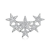 Bling Jewelry Stars Align Pin