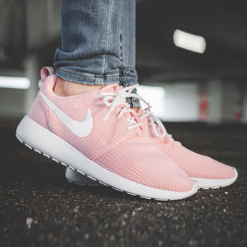 Nike Roshe Run Women Casual Sneakers Sport Running Shoes 74fe15df2