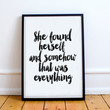 Taylor Swift quote,instant download,inspirational quotes,best words,dorm room decor,print at home,printable quotes,typography art
