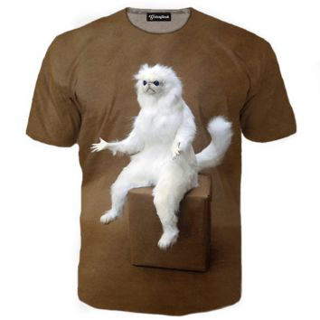 Persian Cat Room Tee