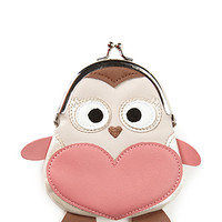 Owl Frenzy Coin Purse