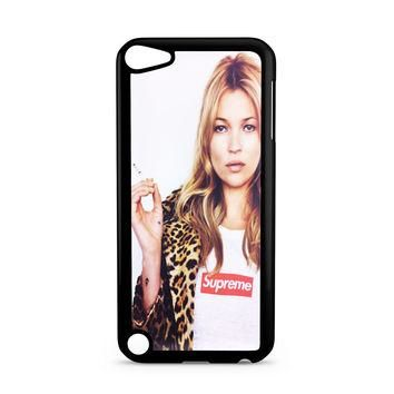 Kate Moss Supreme Leopard iPod Touch 5 | 5th Gen case