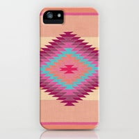 FIESTA (pink) iPhone Case by Bianca Green | Society6