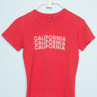 Bryn California Top - Prints - Graphics