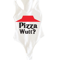 Pizza Wutt? Bodysuit