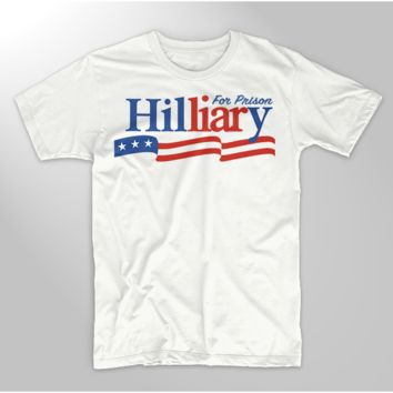 HILLIARY for Prison T-Shirt