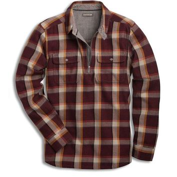 Ranchero Quarter Zip Shirt