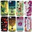 Fashion Animal Elephant/Leaf/Heart/Flower/Daisy pattern Case For iPhone 5S 5 5G Mobile Phone shell CSJK0218