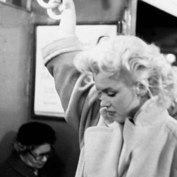 Edward Feingersh'Marilyn In Grand Central Station' (Limited Edition)1955