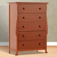 Storkcraft Carrara 5 Drawer Dresser