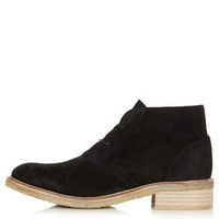 ALLIED Desert Boots - Black