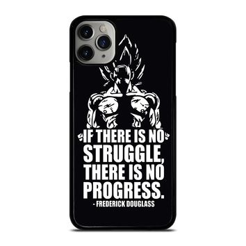 VEGETA QUOTE DRAGON BALL iPhone Case Cover