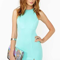 Nasty Gal Marina Zip Dress