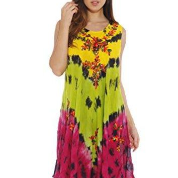Riviera Sun One Size Summer Dresses Swimsuit Cover up