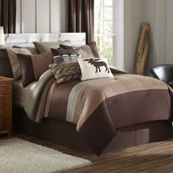 Cabela's® Stowe Creek Comforter Set