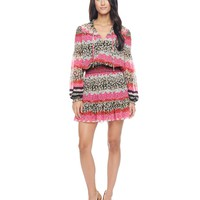 Printed Floral Dress by Juicy Couture