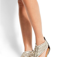 MANGO - NEW! - TOUCH - Detail string sandal
