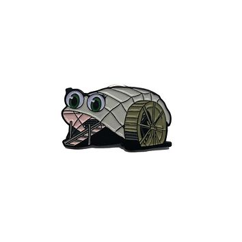 Professor Trash Wheel / Pin