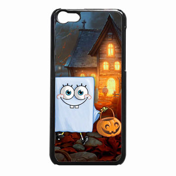 spongebob squarepants halloween b0b60a7a-3e38-48c3-81ef-332a4fd7e306 FOR iPhone 5C CASE *NP*