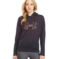 Under Armour Big Logo Pullover Hoodie