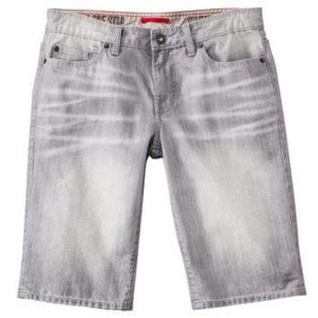 Converse? One Star? Men's Denim Shorts - Hawkeye Wash