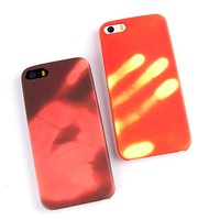 Heat Sensitive Color Changing Case for iphone SE 5 5s