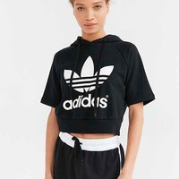 adidas Originals Cropped Hoodie Sweatshirt