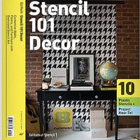 Stencil 101 Decor Reusable Stencils | PLASTICLAND