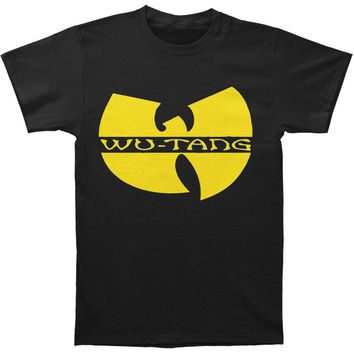 Wu Tang Clan Men's  C.R.E.A.M. Black T-shirt Black