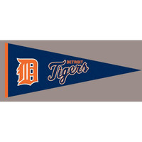 Detroit Tigers MLB Traditions Pennant (13x32)