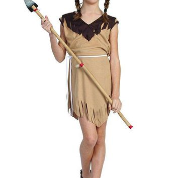 RG Costumes Native American Girl Costume
