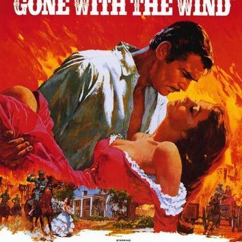 Gone With The Wind 11x17 Movie Poster (1939)