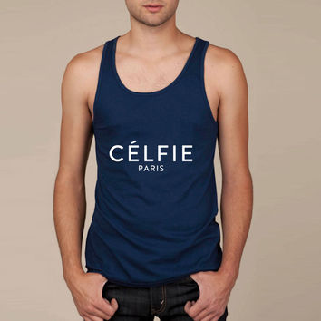 Celfie Paris Tank Top