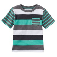 Juming Beans Striped Tee - Baby Boy, Size: