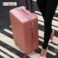 "4 Sizes Travel Trolley Luggage,20""22""24""26""inch Suitcase With TSA Lock , PC Hardside Rolling Luggage Suitcase With Wheels"