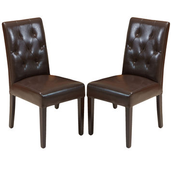 Waldon Java Dining Chair (Set of 2)