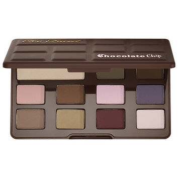 Matte Chocolate Chip Eyeshadow Palette - Too Faced | Sephora