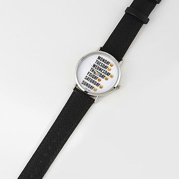 The Emoji Watch