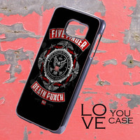 Five Finger Death Punch band For iphone, ipod, samsung galaxy, HTC and Nexus PHONE CASE