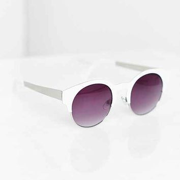 Cool Color Round Sunglasses-