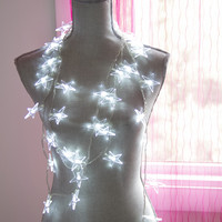 Aeropostale  Star Garland Lights - Clear, One