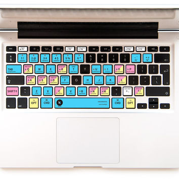 Keyboard Shortcuts Sticker for Copywriters and Bloggers