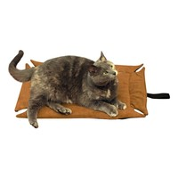 Evelots Self Heating Crate Pad For Pets, S-M-L