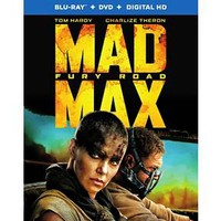 Mad Max: Fury Road [Blu-ray/DVD] : Target