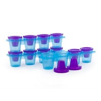 Ice Blue Ice Shot Glass Mold (Set of 12)