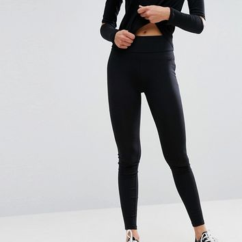 New Look High Waist Leggings at asos.com
