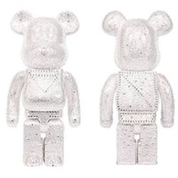 bearbrick swarovski - Google Search