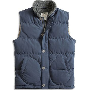 Lucky Brand Workwear Vest Mens