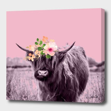 «Belle» Canvas Print by Suzanne Carter - Numbered Edition from $59 | Curioos